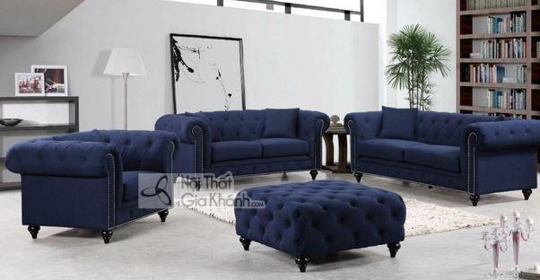 Các mẫu sofa tân cổ điển đăng cấp đáng mua nhất năm - cac mau san pham sofa tan co dien 24