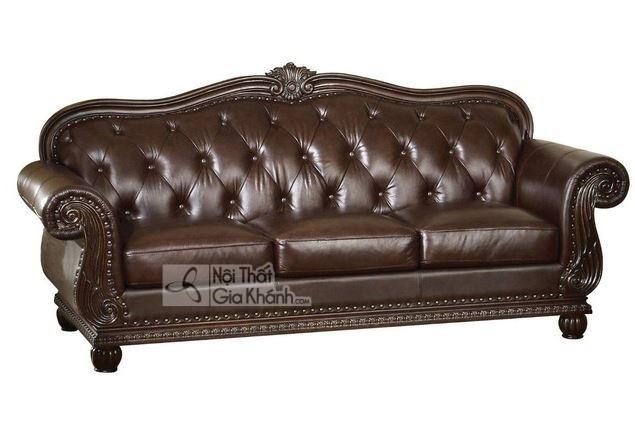 Các mẫu sofa tân cổ điển đăng cấp đáng mua nhất năm - cac mau san pham sofa tan co dien 33