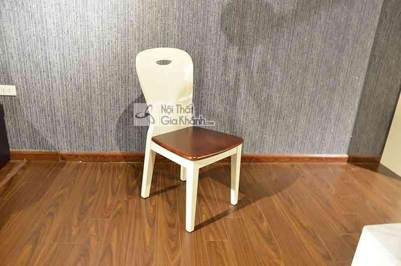 Ghế gỗ có tựa lưng 8003G