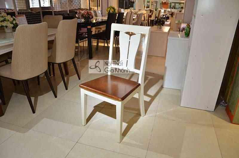 Ghế gỗ phong cách hiện đại 8010G