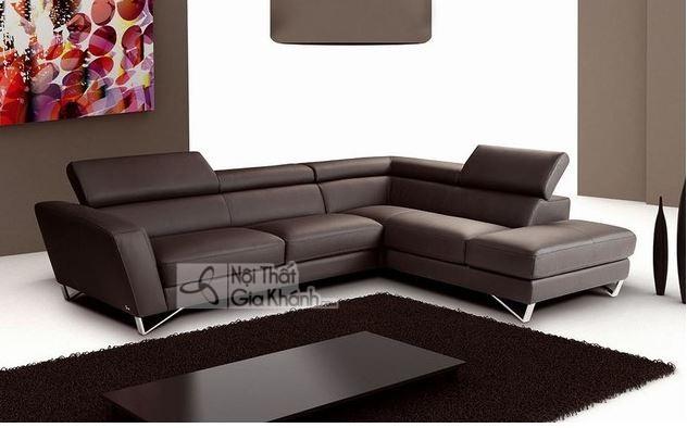 Khám phá những bộ sofa góc tốt nhất thị trường - kham pha nhung bo sofa goc tot nhat thi truong 23
