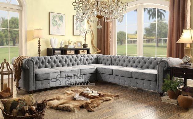 Khám phá những bộ sofa góc tốt nhất thị trường - kham pha nhung bo sofa goc tot nhat thi truong 33