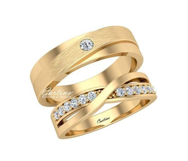 Những mẫu nhẫn cưới đẹp nhất 2020 thanh thoát, tinh tế