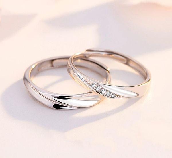 thiết kế được ưa chuộng nhẫn cưới đẹp