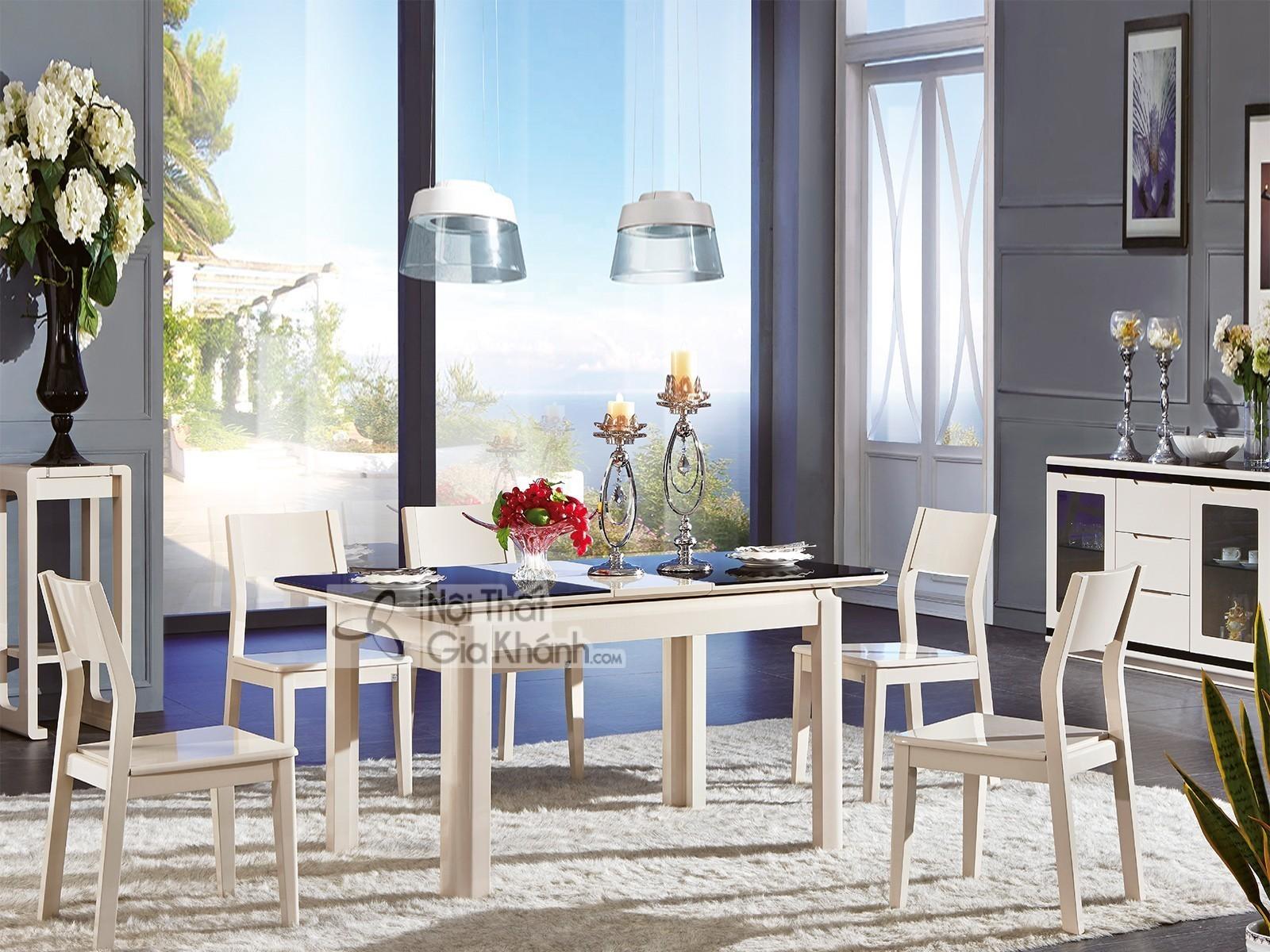 Bộ bàn ghế ăn thông minh hiện đại PA3309