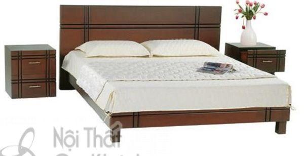 Giường ngủ gỗ dổi giá bao nhiêu? Có tốt không?