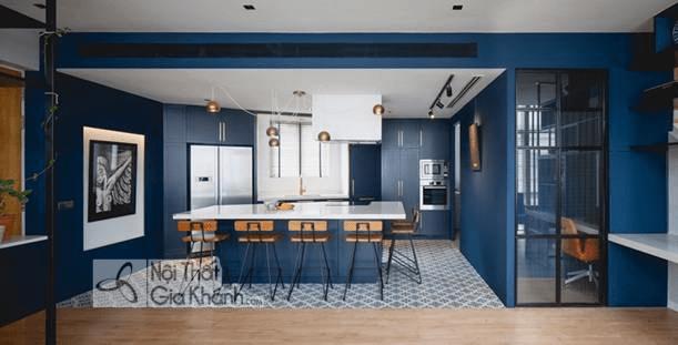 10 mẫu nhà sơn tường màu xanh tươi mát - 10 mau nha son tuong mau xanh tuoi mat 1