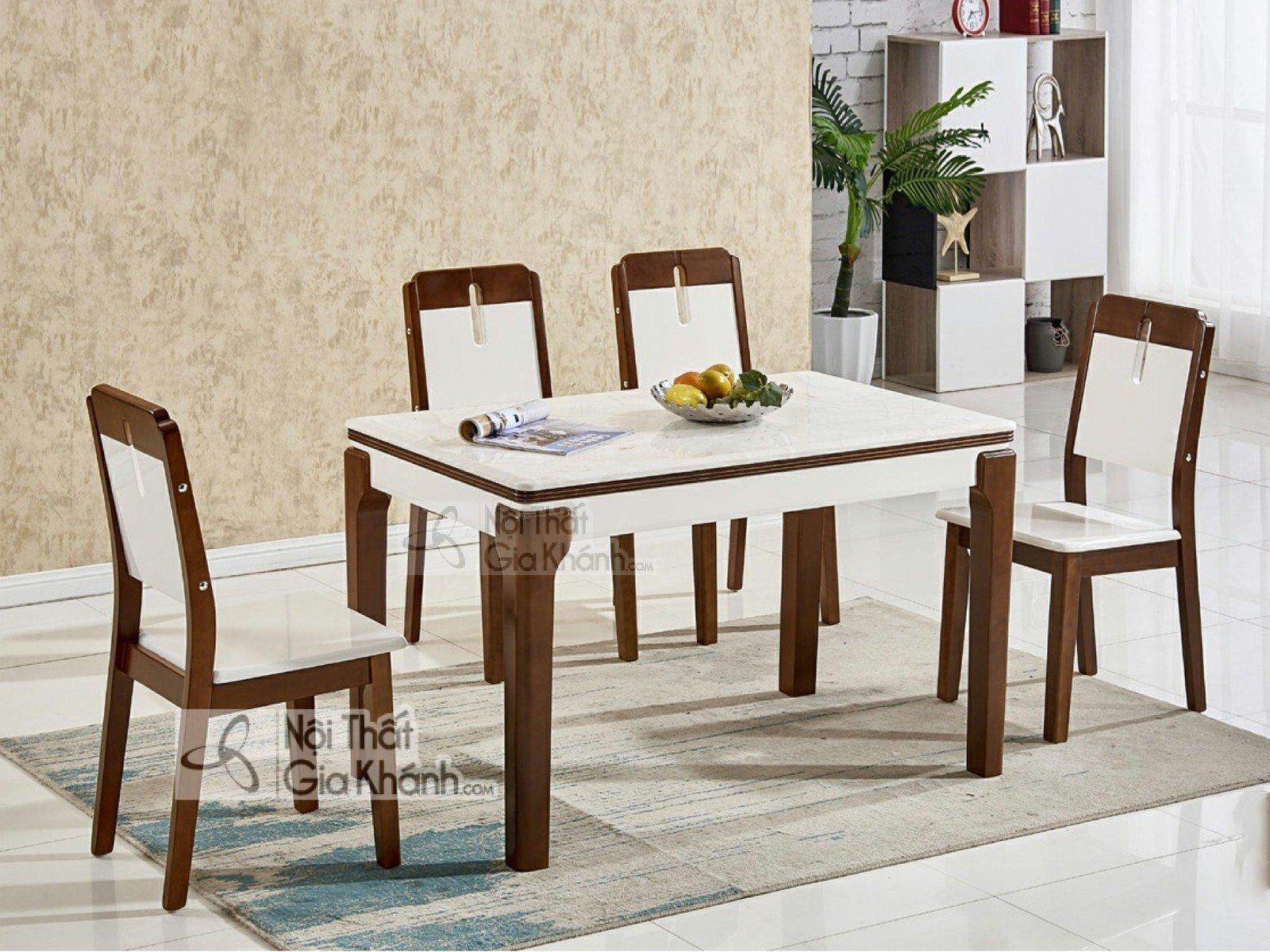 Mẫu bàn ăn 1m2 với phong cách hiện đại T633