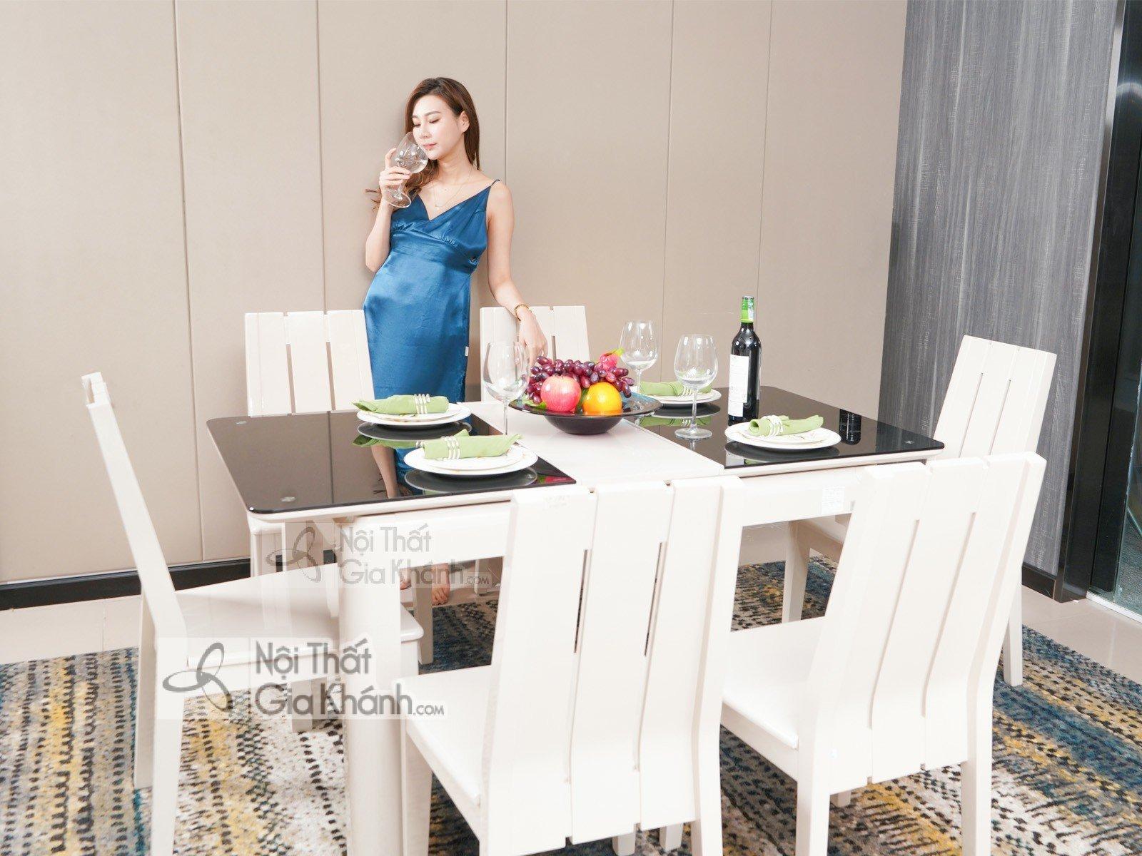 Bộ bàn ghế ăn đa năng 3309BBA