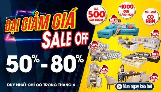 Siêu thị nội thất nhập khẩu top 1 Hà Nội - banner hang xa da chot t6 mb