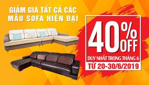 Siêu thị nội thất nhập khẩu top 1 Hà Nội - banner xa sofa hien dai mb