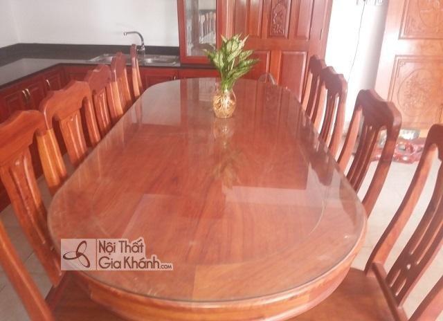 Top mẫu bộ bàn ăn 10 ghế đẹp vạn người mê - bo ban an 10 ghe 1