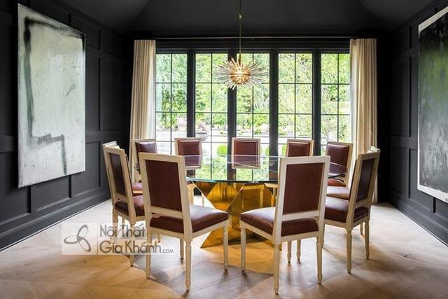 Top mẫu bộ bàn ăn 10 ghế đẹp vạn người mê - bo ban an 10 ghe 2