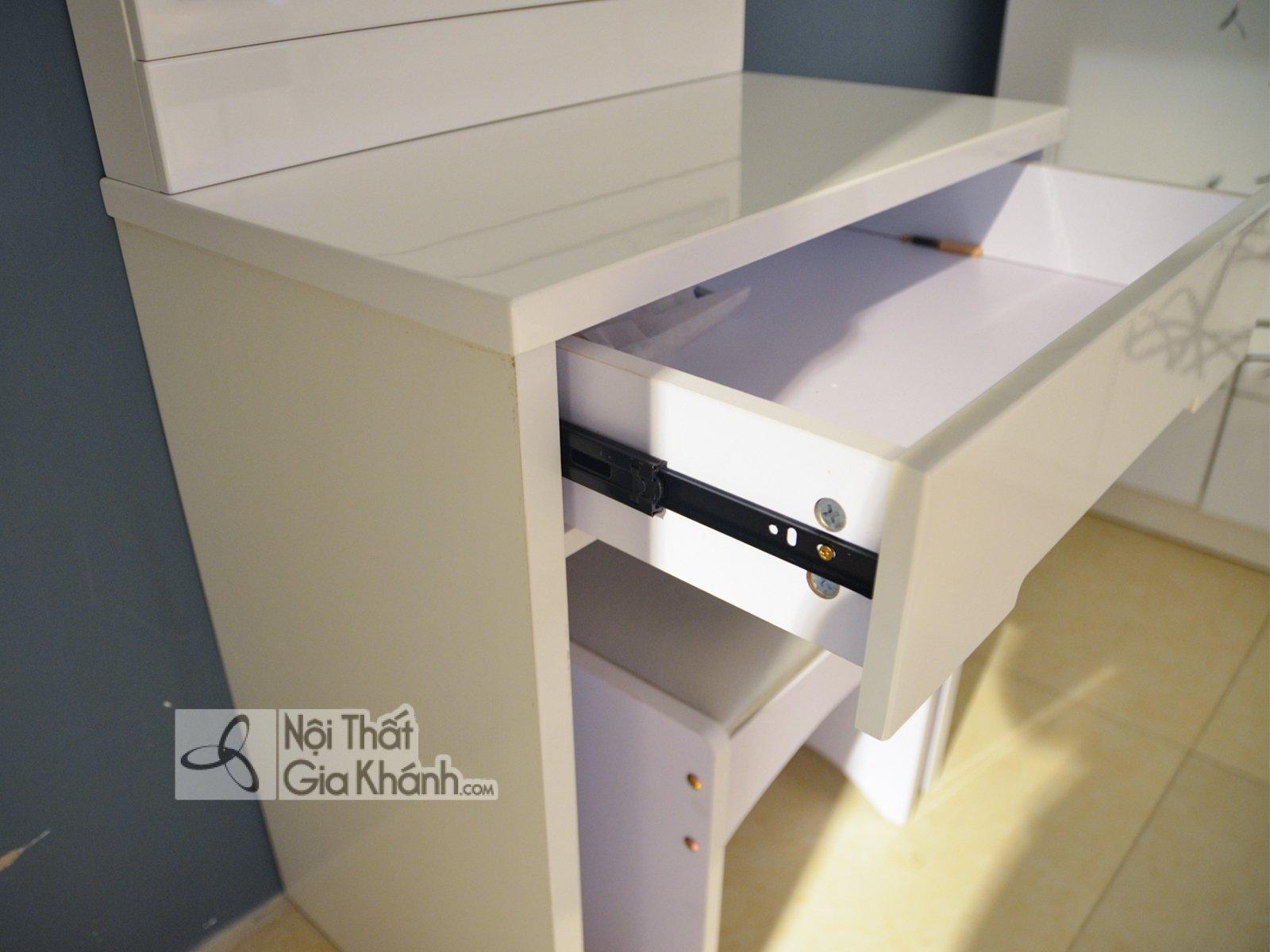 Bộ bàn phấn hiện đại cho phòng ngủ gỗ công nghiệp giá rẻ 09-L - bo ban phan phong ngu gia re 09 l 1