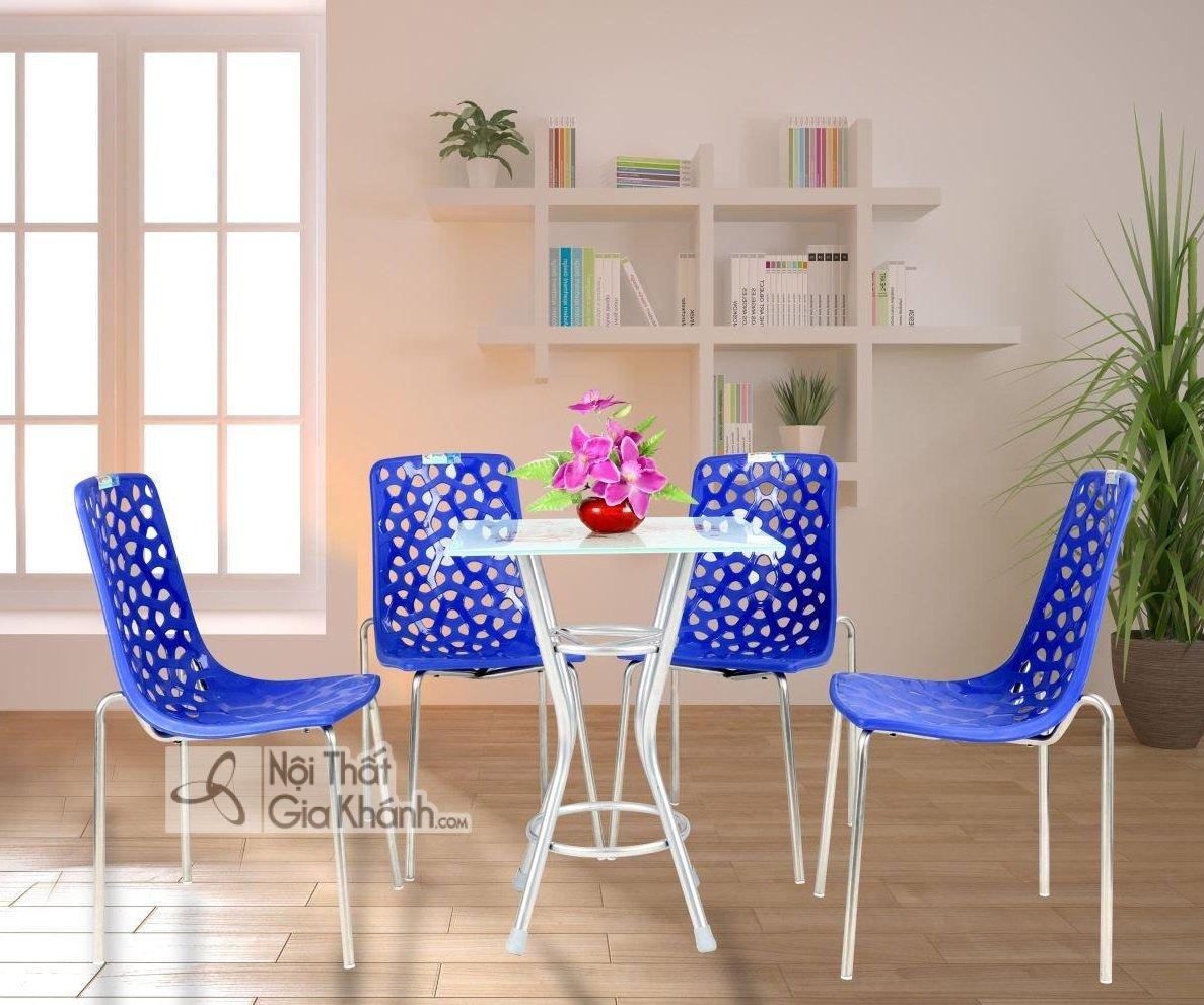 Ghế ăn bằng nhựa đẹp - ghe an bang nhua dep 4