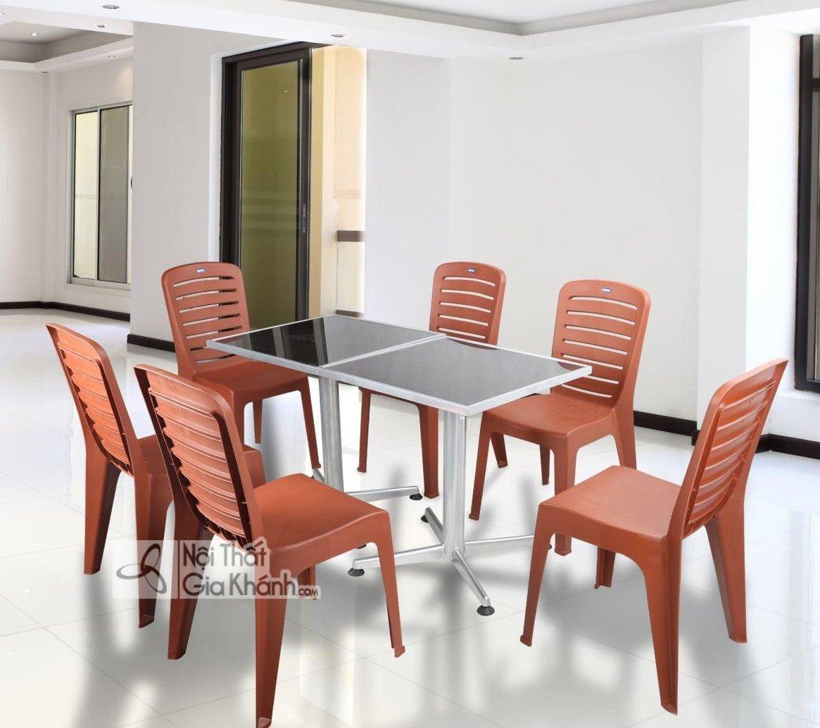 Ghế ăn bằng nhựa đẹp - ghe an bang nhua dep