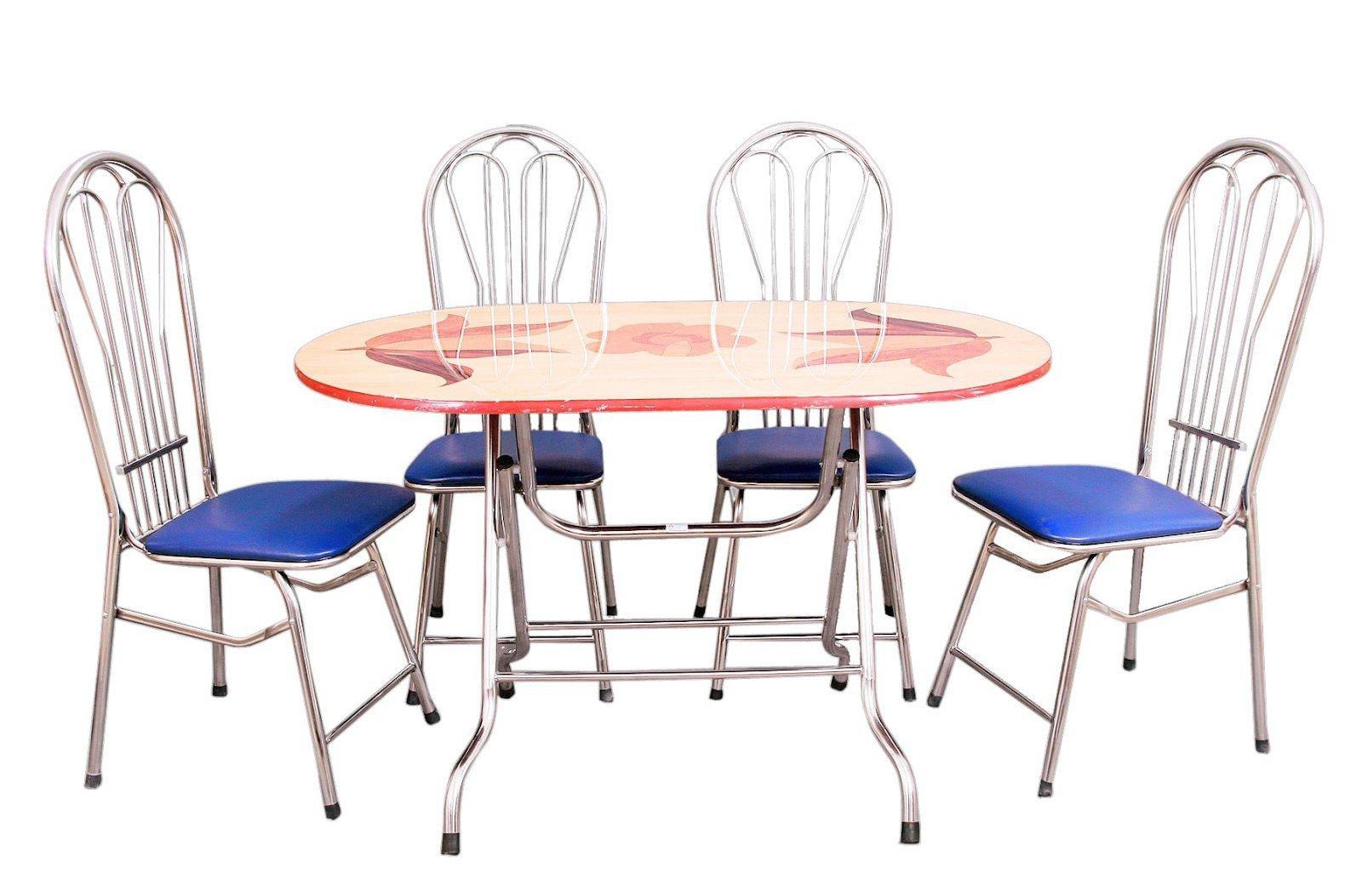 Những mẫu ghế ăn inox đẹp cho bàn ăn nhà bạn - ghe an inox 1