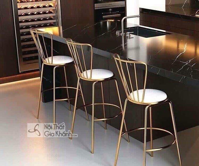 Những mẫu ghế ăn inox đẹp cho bàn ăn nhà bạn - ghe an inox 5 1