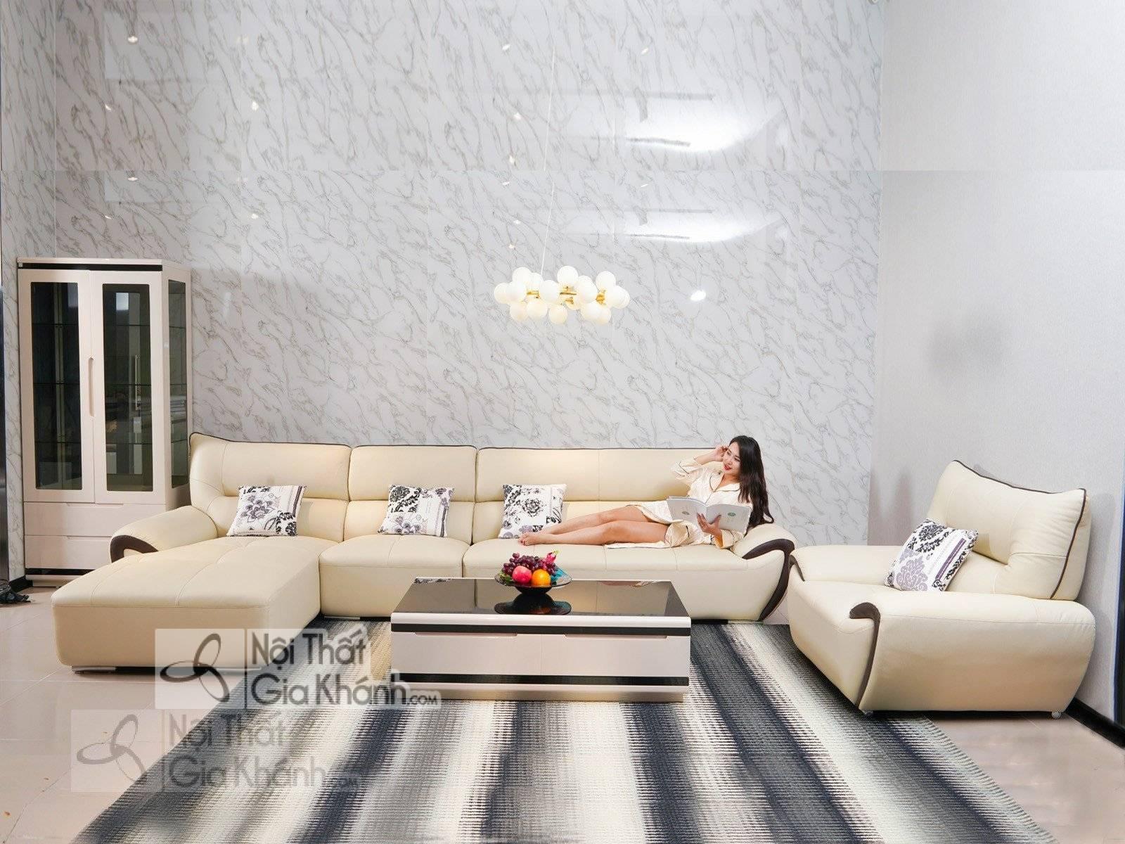 Sofa đẹp hiện đại mã 3334SF