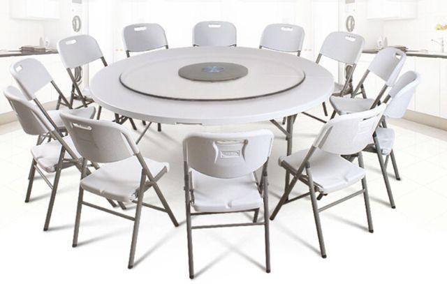 Kích thước bàn ăn tròn 10 người