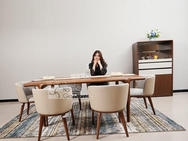 kích thước bộ bàn ghế ăn