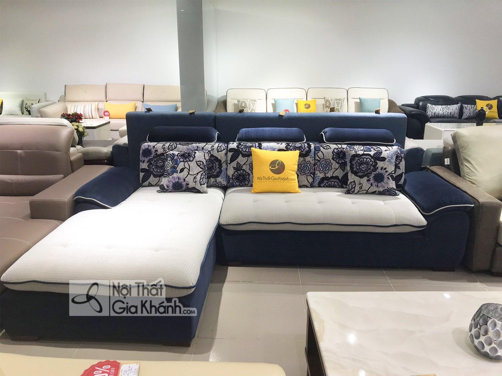 Sofa nỉ nhập khẩu cho phòng khách 315SF - sofa ni nhap khau cho phong khach 315sf