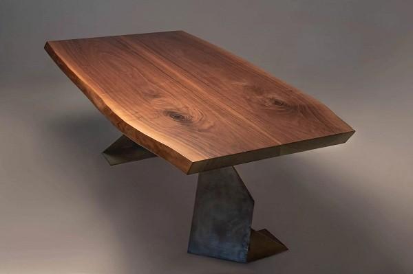 Tuyển tập mẫu bàn ăn gỗ đỏ đẹp sang trọng