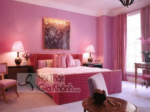 100+ Mẫu sơn nhà màu tím mộng mơ