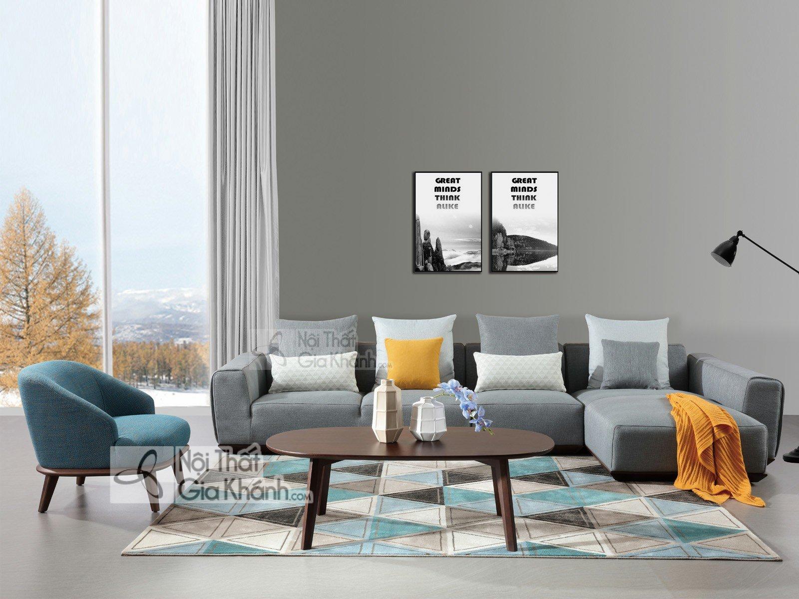 Bàn trà hiện đại của thương hiệu Italy furniture 1811JI