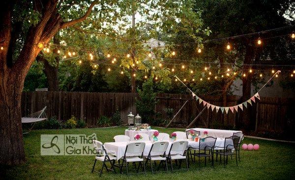 Bố trí đèn sân vườn như thế nào cho hợp lý - bo tri den san vuon nhu the nao cho hop ly 1