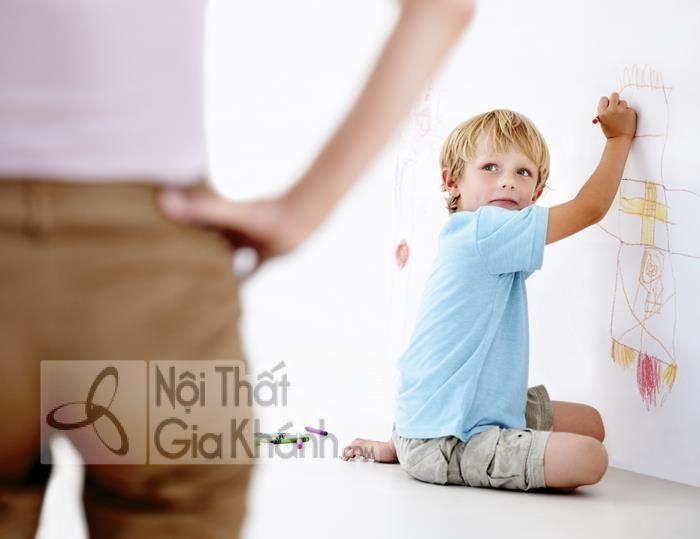 Cách làm sạch vết sơn nhà nhanh chóng, dễ dàng - cach lam sach vet son nha nhanh chong de dang