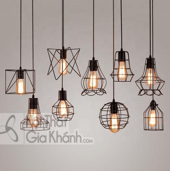 Cách lựa chọn đèn thả quán cafe theo phong cách thiết kế - cach lua chon den tha quan cafe theo phong cach thiet ke 10
