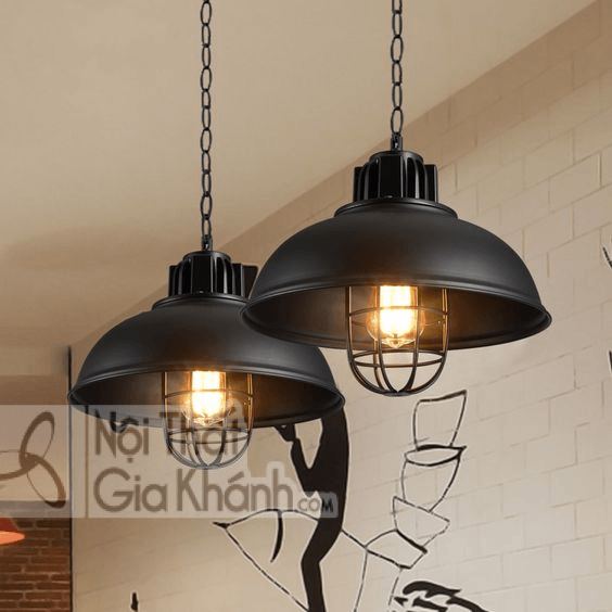 Cách lựa chọn đèn thả quán cafe theo phong cách thiết kế - cach lua chon den tha quan cafe theo phong cach thiet ke 14