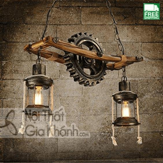 Cách lựa chọn đèn thả quán cafe theo phong cách thiết kế - cach lua chon den tha quan cafe theo phong cach thiet ke 15