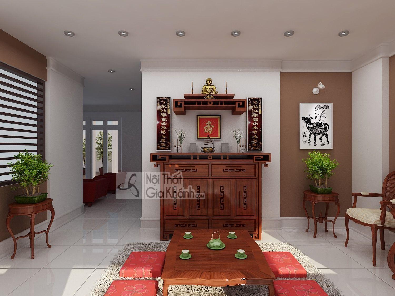 Cách trang trí phòng thờ đẹp cho nhà chung cư - cach trang tri phong tho dep cho nha chung cu 4