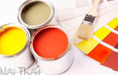 Kỹ thuật sơn tường nhà