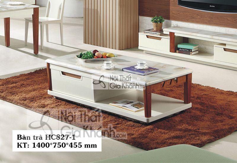 Bàn trà 1,4 m nhập khẩu của thương hiệu Modern Furniture
