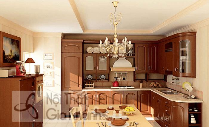 Mẫu thiết kế phòng ăn đẹp hoàn hảo cho gia đình ít người - mau thiet ke phong an dep hoan hao cho gia dinh it nguoi 3