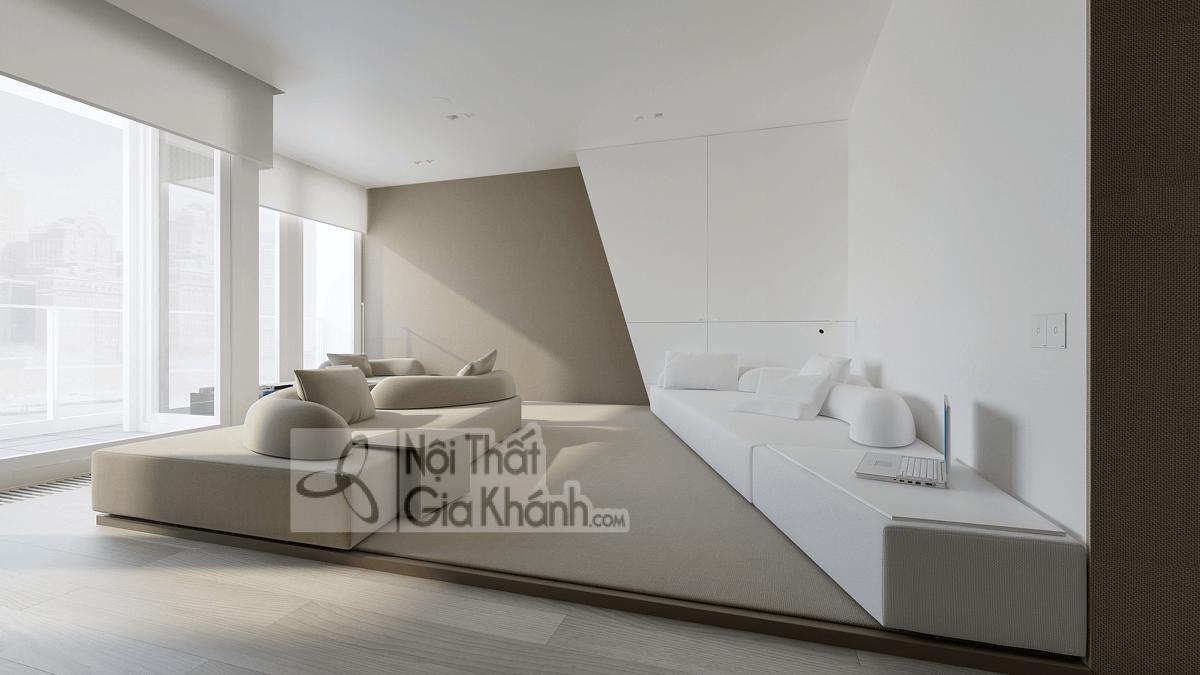 Mẹo trang trí phòng khách với ghế sofa màu nâu - meo trang tri phong khach voi ghe sofa mau nau 25