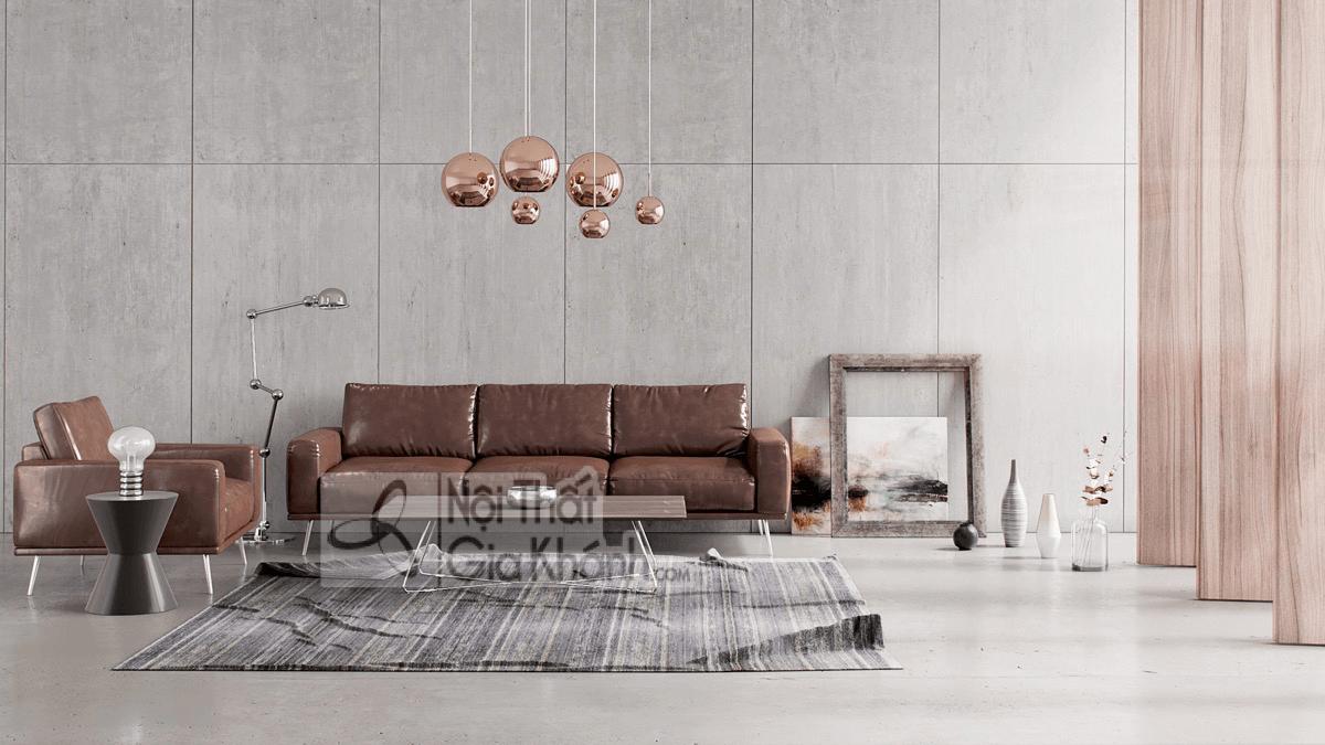 Mẹo trang trí phòng khách với ghế sofa màu nâu - meo trang tri phong khach voi ghe sofa mau nau