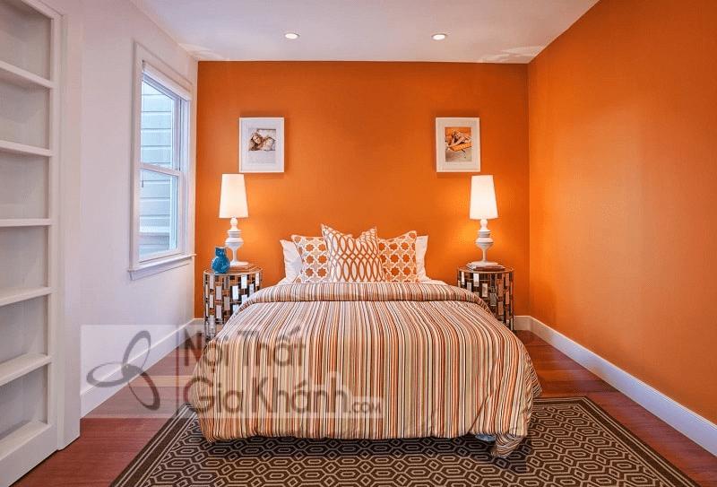 Phòng ngủ sơn màu gì để được ngon giấc? - phong ngu son mau gi de duoc ngon giac 1