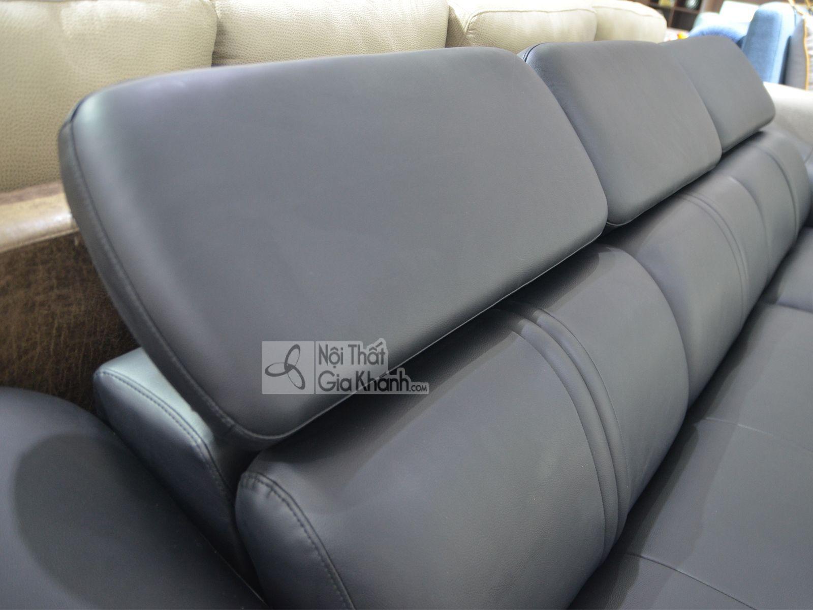 SOFA DA PHÒNG KHÁCH 6725D-SF - sofa da phong khach 6725d sf 3