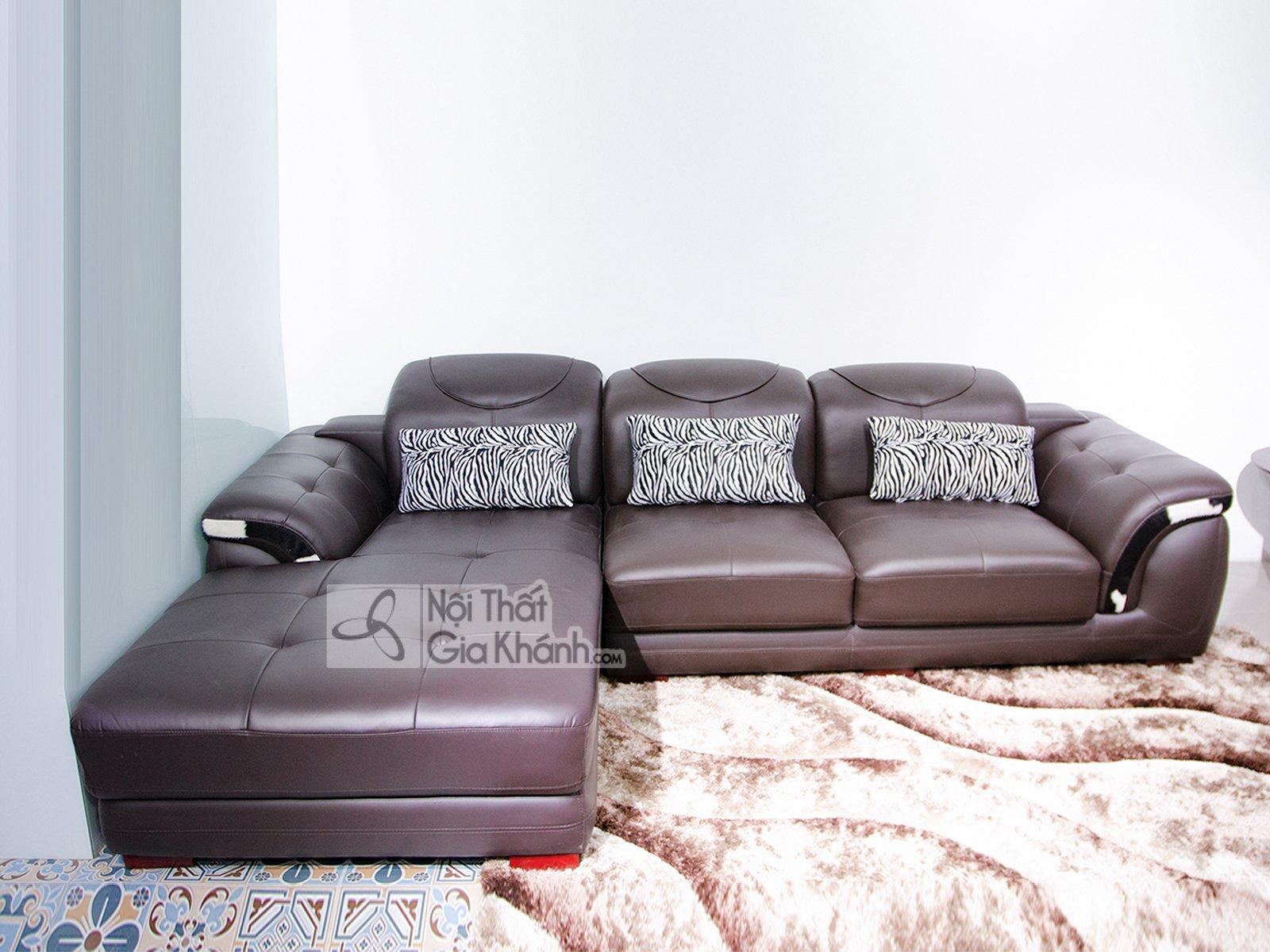 sofa gia dinh bang da 2 bang nau cafe goc phai 9194n sf 4 - Sofa da hiện đại cho phòng khách SP0919-2-A1