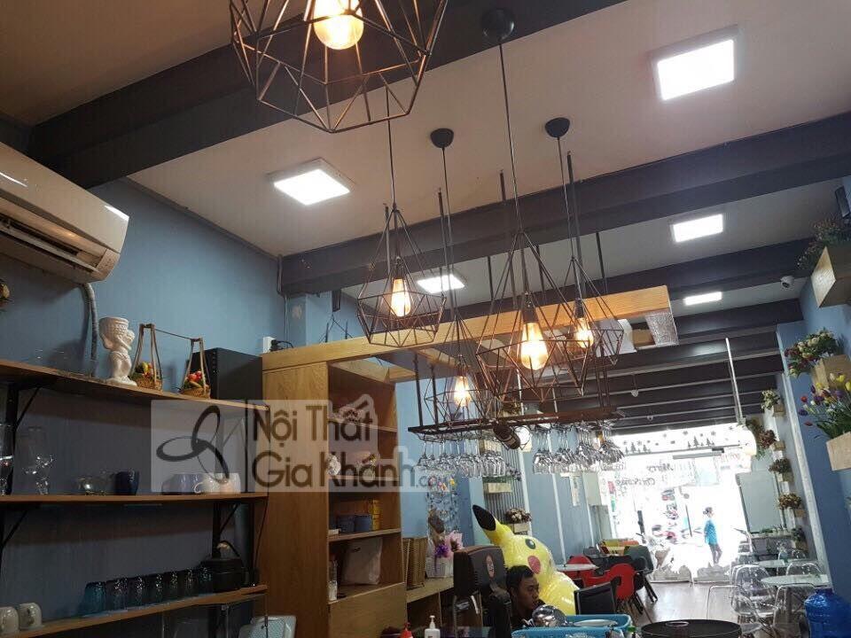 Đèn trang trí sẽ góp phần định hình rõ hơn phong cách nội thất không gian