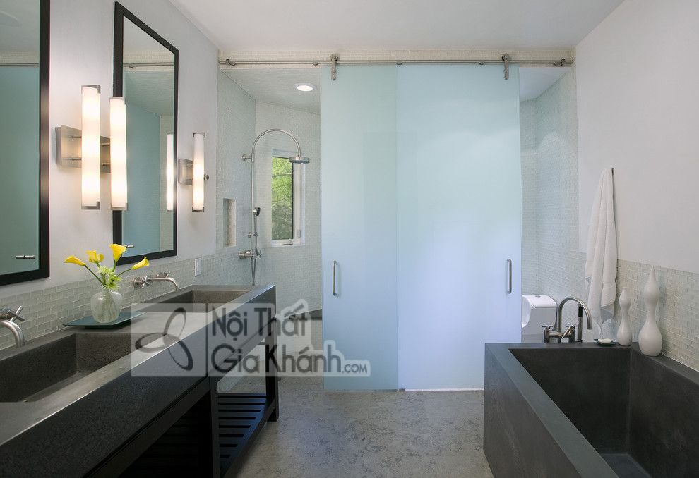 Vách ngăn phòng tắm nên chọn loại nào cho bền mà đẹp - vach ngan phong tam nen chon loai nao cho ben ma dep 3