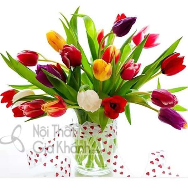 10 mẫu hoa để bàn phòng khách là Hot trend 2019 - 10 mau hoa de ban phong khach la hot trend 2019 4