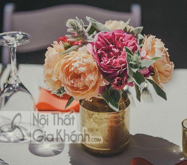 10 mẫu hoa để bàn phòng khách là Hot trend 2019 - 10 mau hoa de ban phong khach la hot trend 2019 5