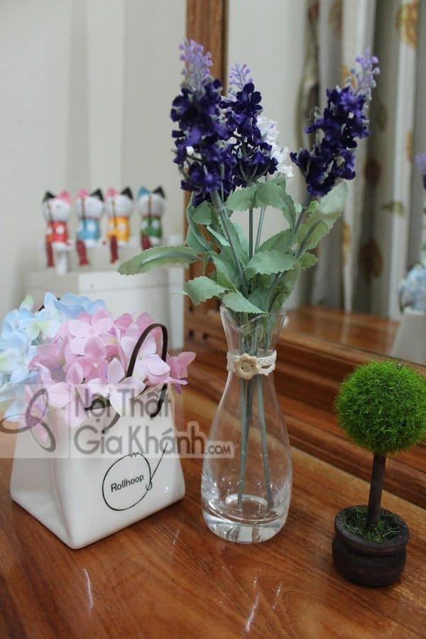 10 mẫu hoa để bàn phòng khách là Hot trend 2019