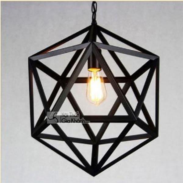 BST mẫu đèn thả kim cương đẹp cho trang trí nội thất - bst mau den tha kim cuong dep cho trang tri noi that 3