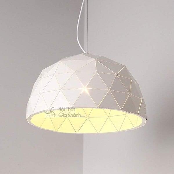 BST mẫu đèn thả kim cương đẹp cho trang trí nội thất - bst mau den tha kim cuong dep cho trang tri noi that 4